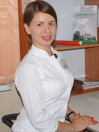 Довбня Ангеліна Олександрівна