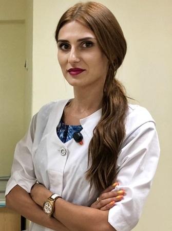 Москаленко Наталія Вікторівна
