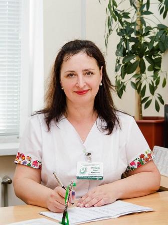 Триодіял Ірина Аркадіївна